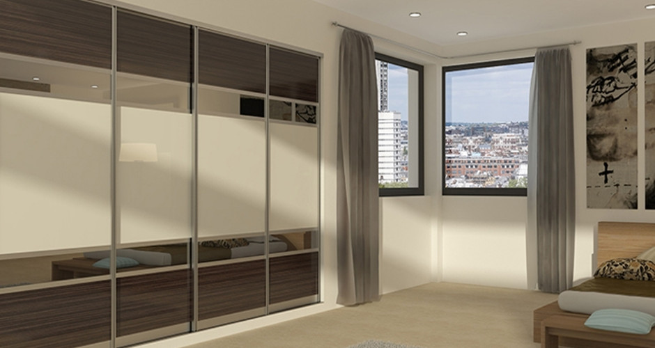Contemporary Sliding Door Wardrobe ...